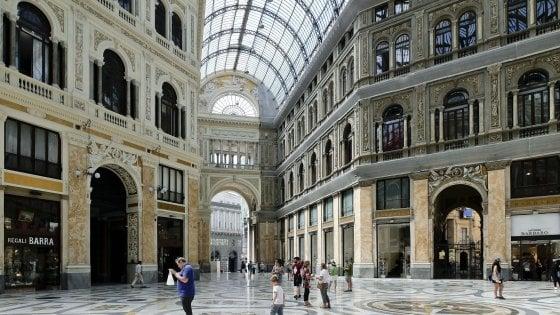 """I residenti: """"Galleria, serve più polizia"""""""