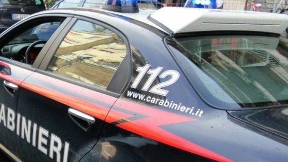 Rapinatori si travestivano da carabinieri, arresto nel Napoletano
