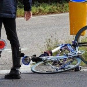 Napoli, investiti due ciclisti in poche ore