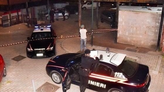 Rincorso e assassinato sotto casa al Rione Conocal, arrestati fratelli latitanti