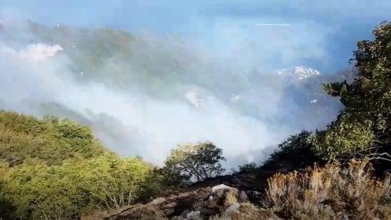 Vico Equense, vietato fumare nei boschi