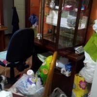Castellammare, il furto in casa del parroco e la scomunica dei ladri su Fb