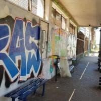 Stazione della Cumana di Edenlandia nel mirino dei vandali