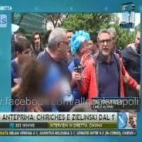 Calcio: cronista minacciato a Napoli, tre divieti di dimora
