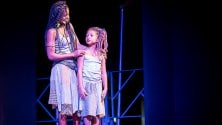 """Successo per lo spettacolo """"Le voci di un sogno"""" al Maschio Angioino, dedicato a Nelson Mandela e Miriam Makeba"""
