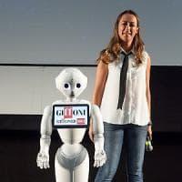 Ecco il robot Pepper, primo