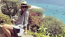 Vacanze in Costiera  per Maria Sharapova