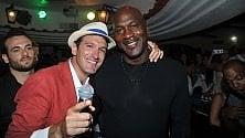 Michael Jordan all'Anema e Core