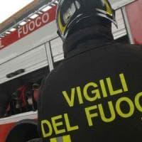 Crolla solaio palazzina nel Napoletano,evacuate tre famiglie