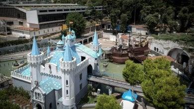 Ecco la nuova Edenlandia:  tornano il Castello e il trenino