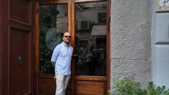 """Ischia Global, a Donato Carrisi il premio Capote: """"Torno sul set in primavera"""""""