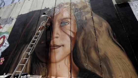 Street artist italiano Jorit arrestato a Betlemme: accusato di danneggiamento