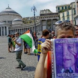 Liberato Jorit, lo street artist napoletano arrestato a Betlemme