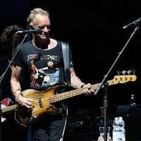 Canta Sting, l'estate rock dell'Arena