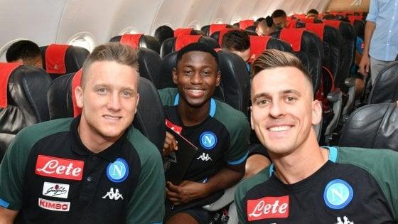 Mertens allo United, Belotti al Napoli