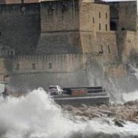 Maltempo, in Campania allerta temporali