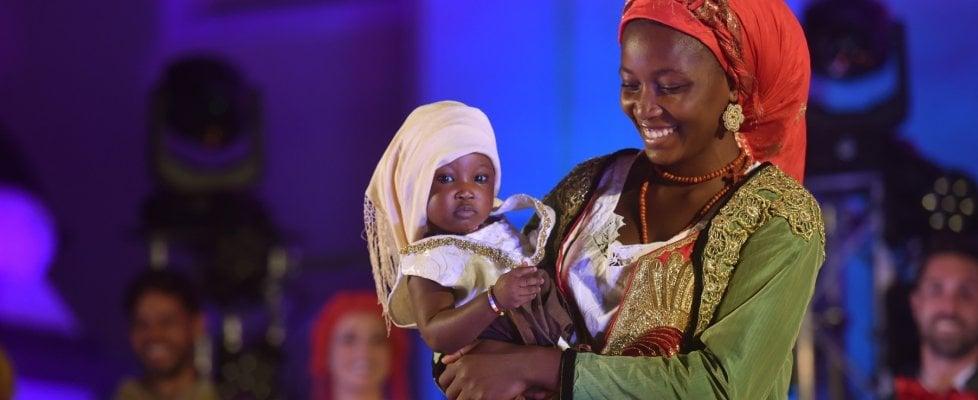 """Haoua, la Graziella d'Africa:  """"Il mio futuro è qui a Procida"""""""
