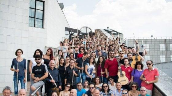 400 giovani per una settimana al Falaut Campus 2018: la musica internazionale unisce 18 nazioni a Salerno