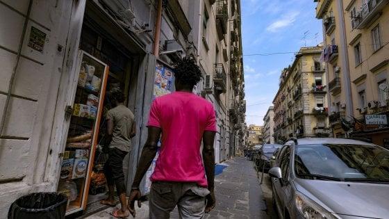 Napoli |   nasce la rete per monitorare i raid sugli immigrati