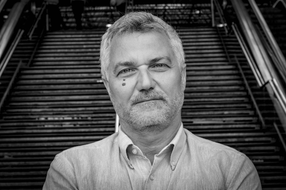 Volti di Napoli, il ritratto di Maurizio Braucci