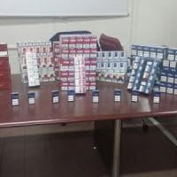 """Avellino, torna il contrabbando di """"bionde"""" sull'asse Napoli-Bari"""