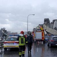 Crollo ponte Morandi a Genova, tra le vittime anche 4 giovani di Torre del