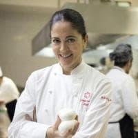 La chef stellata Rosanna Marziale rappresenterà la Reggia di Caserta a Versailles