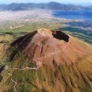 Vesuvio, in caso di eruzione 700mila persone da allontanare