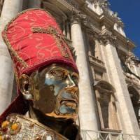 San Gennaro approda in Usa: a Boston un busto del santo patrono di Napoli