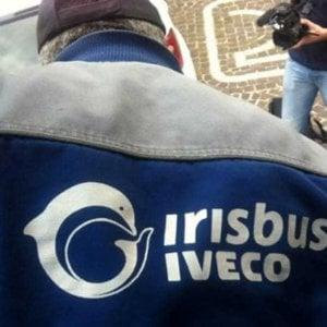 Ex Irisbus, si rischia il fallimento: tute blu in corteo a Roma