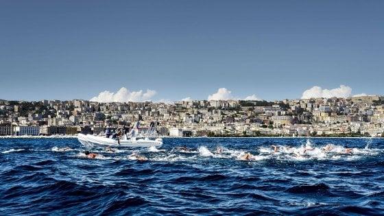 Nuoto di fondo, Ghettini vince la Capri-Napoli