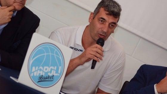 Napoli Basket, si parte: cambiano denominazione e logo, Generazione Vincente nuovo title sponsor
