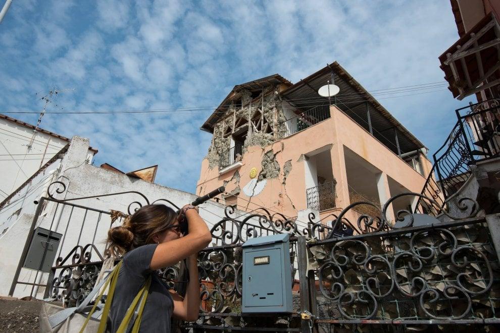 Ischia, con il PIDA architetti in zona rossa per immaginare le ricostruzione post-sisma