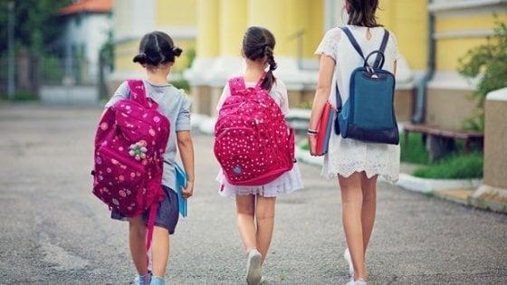 Si torna a scuola. In Campania: meno alunni ed edilizia a rischio