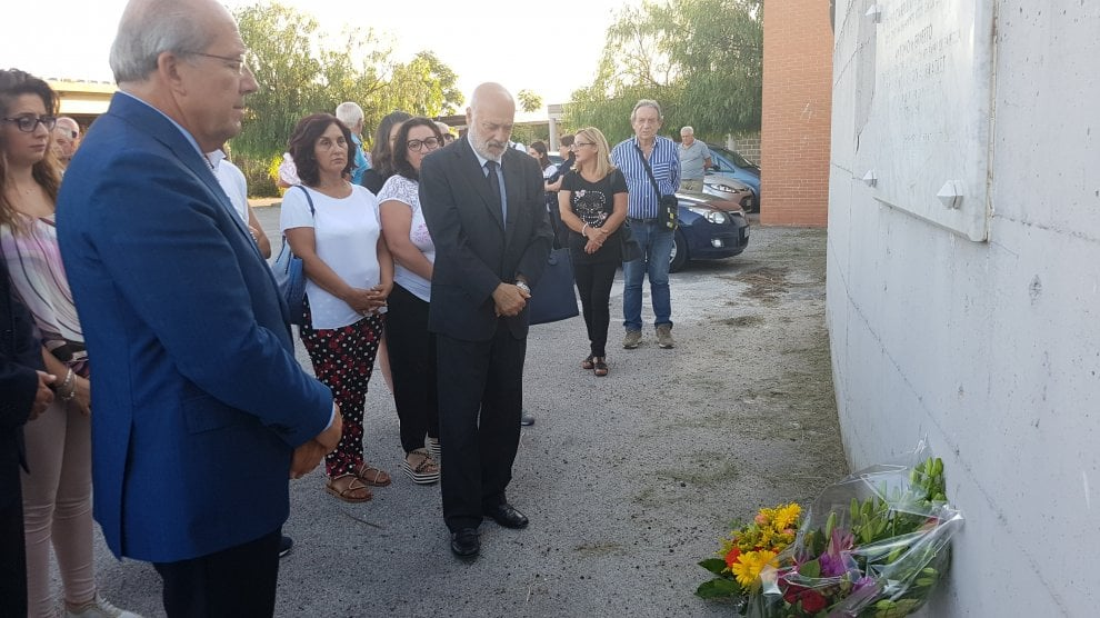 San Marcellino, la  FAI antiracket ricorda le due vittime del clan Setola