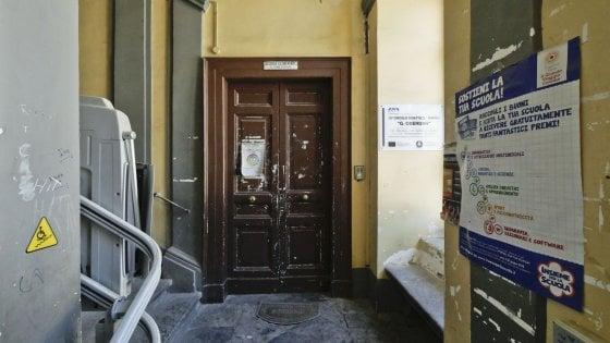 Topi a scuola, salta l'apertura alla Foscolo- Oberdan a Napoli