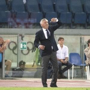"""Napoli, la carica di Ancelotti: """"Riconquisteremo il San Paolo"""""""