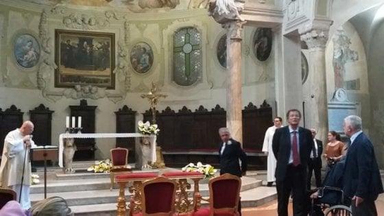 Sì a Napoli per due fidanzati disabili