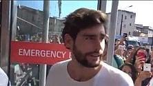 Fan in delirio per Alvaro Soler  VIDEO     -  FOTO