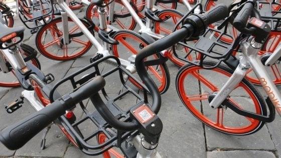 Napoli: al via il bike sharing a flusso libero