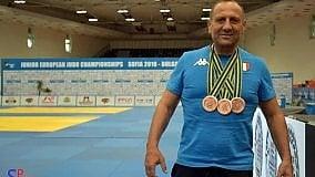 Pieno di medaglie per gli atleti di Ponticelli
