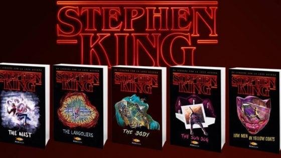 Potenza, Stephen King torna in libreria con le copertine di tre artisti lucani