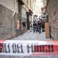 Esplosione ai Quartieri spagnoli, gli sfollati: