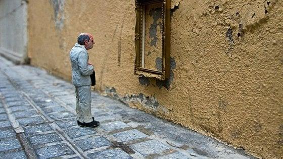 A Salerno rubate alcune opere di Cordal, appello ai ladri