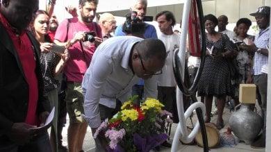 Strage dei ghanesi a Castel Volturno Salvini contro i centri sociali