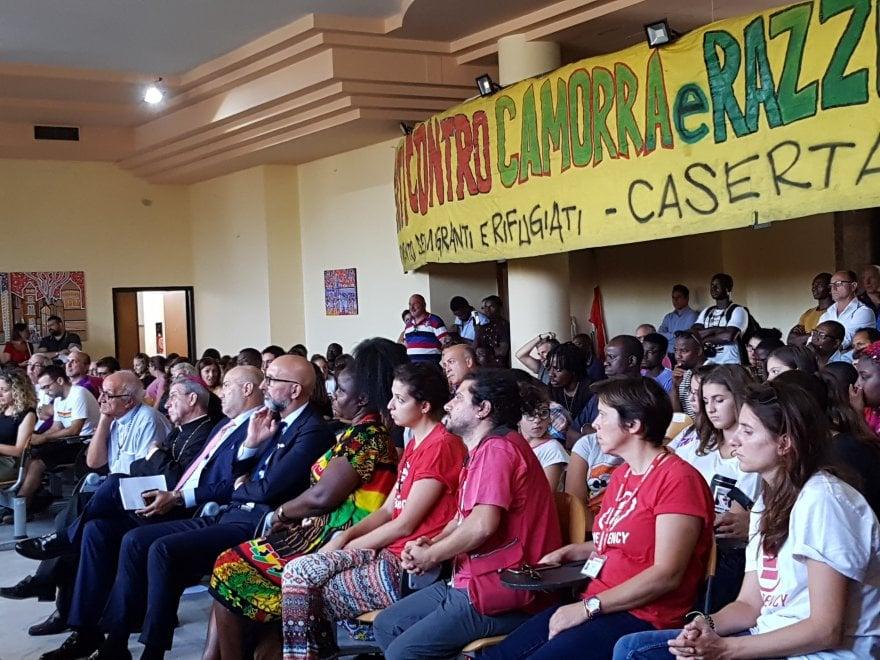 Caserta, 10 anni fa strage ghanesi a Castel Volturno: le commemorazioni