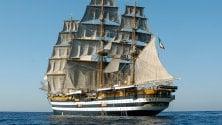 Il Vespucci a Napoli  dal 26 al 29 settembre
