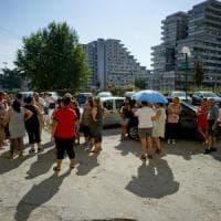 Gomorra, protesta degli inquilini del parco set della nuova serie