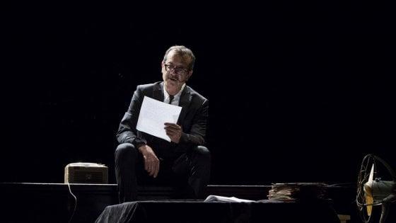 """Rocco Papaleo tra gli ospiti di """"Mozart Box"""""""