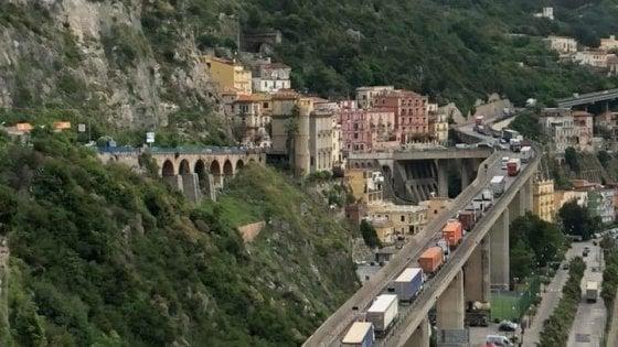Indagini strutturali sul Viadotto Gatto di Salerno, sabato stop al traffico